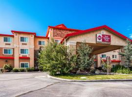 Best Western Plus Canyon Pines, hotel in Ogden