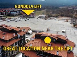 Great location near lift, апартамент в Банско
