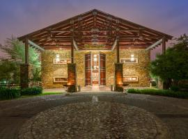 Riboville Boutique Hotel And Restaurant, hotel in Midrand