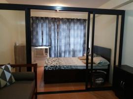 Comfy 1BR Condo Unit in One Oasis CdeO near Limketkai Centrio, apartment in Cagayan de Oro