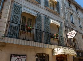 Hotel Mignon, hotel in Avignon