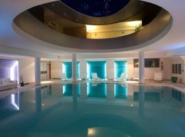 Arthotel & Park Lecce, hotell i Lecce