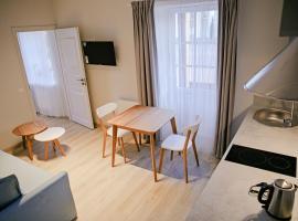 Centro apartamentai, apartamentai Birštone