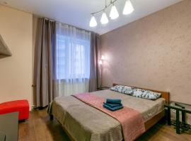 Apartment Comfort on Vasilevsky Island, hotel in Saint Petersburg
