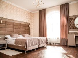 Отель Небо, отель в городе Isakovo