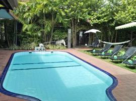 Palms Villa, hôtel  près de: Aéroport international Bandaranaike - CMB