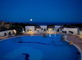 Hotel Nuraghe Arvu, hotell i Cala Gonone