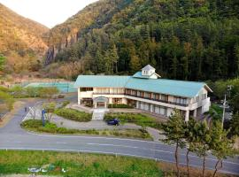 ホテル海音里、Okinoshimaのホテル