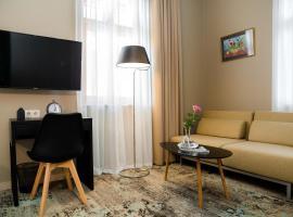 Boutique Apart Hotel Adagio, apartament a Tbilissi