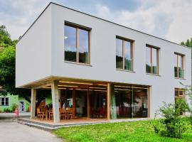 Ferienwohnung am Weingut Eisenbock, Hotel in Strass