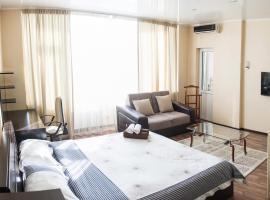 Apartment on Kunayeva 38, гостиница в Шымкенте