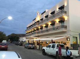 Hotel Rex, hotel in Piriápolis