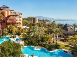 Kempinski Hotel Bahía Beach Resort & Spa, hotell i Estepona