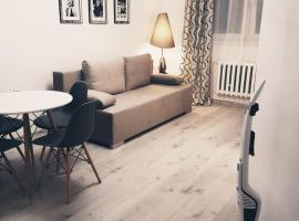 Boleslaviaapartments - Apartament Merci ozonowany po każdym pobycie, self catering accommodation in Bolesławiec