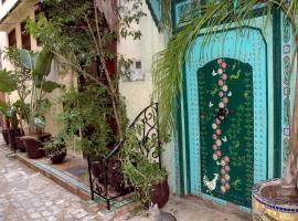 Riad Lahboul, riad in Meknès