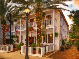 44 Spanish Street Inn (Adults only), B&B in St. Augustine