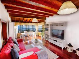 Chalet Rural en La Esperanza - Canary Good Vibes, cabin in La Esperanza