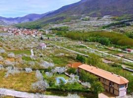Complejo Rural Las Palomas, hotel cerca de Reserva Natural Garganta de los Infiernos, Jerte