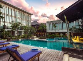 The Lerina Hotel Nusa Dua, отель в Нуса-Дуа