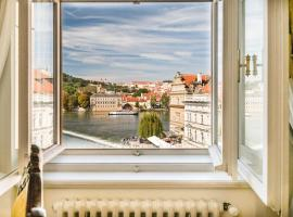Charles Bridge Palace, hotel in Prague