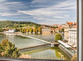 Charles Bridge Palace, hotel a Praga