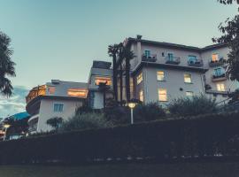 Hotel Tobler, отель в Асконе