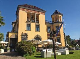 Camin Hotel Luino, hotel a Luino