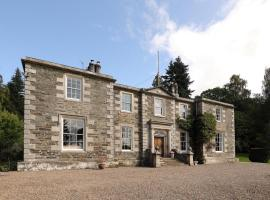 Balnakeilly House Hotel, hotel in Pitlochry