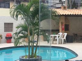 Hotel Italia Beach, hotel a Fortaleza
