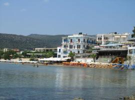 Svetlana & Michalis Oasis Hotel, hotel in Agia Marina Aegina