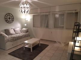 6 Rue de Vieilleville, appartement à Metz