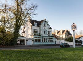 The Crown Inn, budget hotel in Bromley