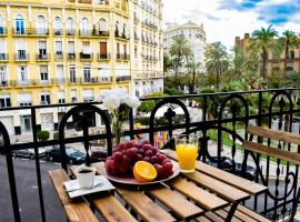Valencia Apartamentos Goya, hotel near Turia Gardens, Valencia