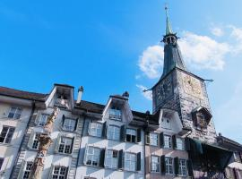 Hotel Roter Turm, hotel in Solothurn