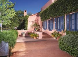 Arizona Inn, boutique hotel in Tucson