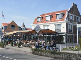Hotel Sanders de Paauw, inn in Sluis