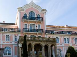 INATEL Palace S.Pedro Do Sul, hotel in Termas de Sao Pedro do Sul