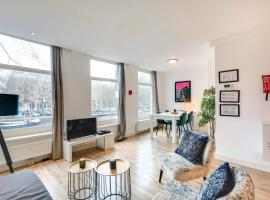 Luxurious Canalview Apartment NO.1 IN CITY CENTRE, holiday home in Amsterdam