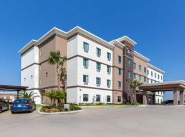 Sleep Inn & Suites Galveston Island, hotel near Port of Galveston, Galveston