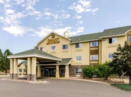 Quality Inn & Suites Westminster – Broomfield, hotel near Coors Brewery, Westminster