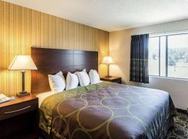 Rodeway Inn Leadville, hotel near Mount Evans, Leadville