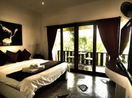 Cocooning Hotel, отель в Бопхуте, рядом находится Thursday Mae Nam Night Market