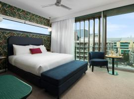 Ovolo The Valley Brisbane, hotel with pools in Brisbane