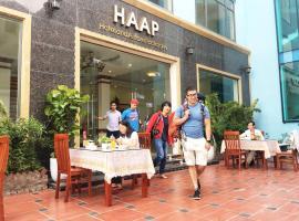 HAAP Transit Hotel, family hotel in Noi Bai