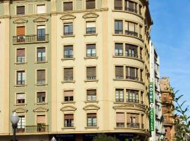 Hotel Castilla, hotel en Gijón
