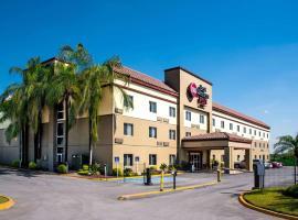Best Western PLUS Monterrey Airport, отель в городе Монтеррей