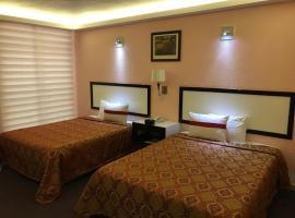 Hotel del Valle Inn, hotel en Pachuca de Soto