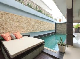 Canggu Spirit Guest House, B&B in Canggu
