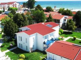 Complex Credo, hotel in Costinesti