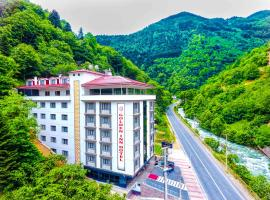 Golden Inn Hotel Uzungöl, отель в городе Узунгёль